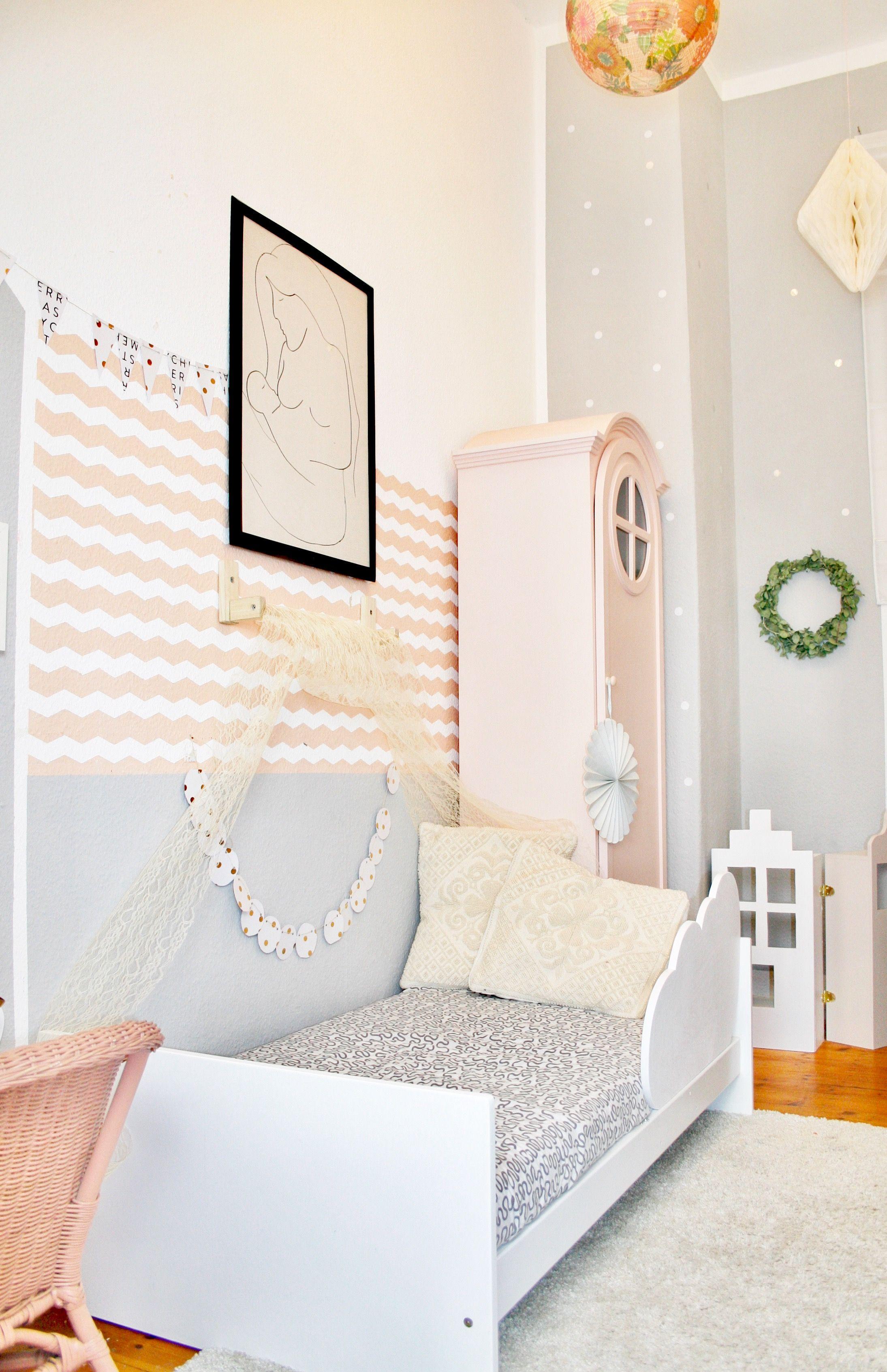 Kinderzimmer Mit Rausfallschutz Bettschutzgitter Wolke Fur Das