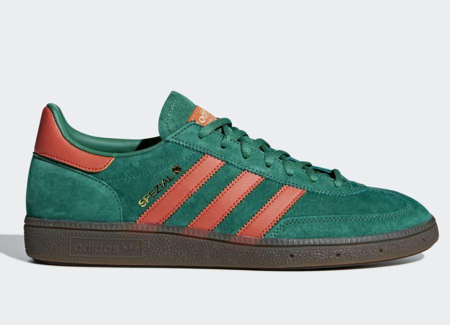 Adidas Handball Spezial Shoes - Bold