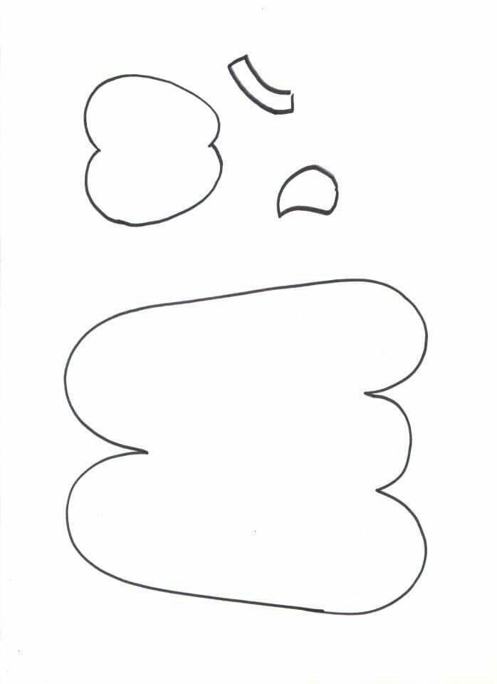 Letras moldes