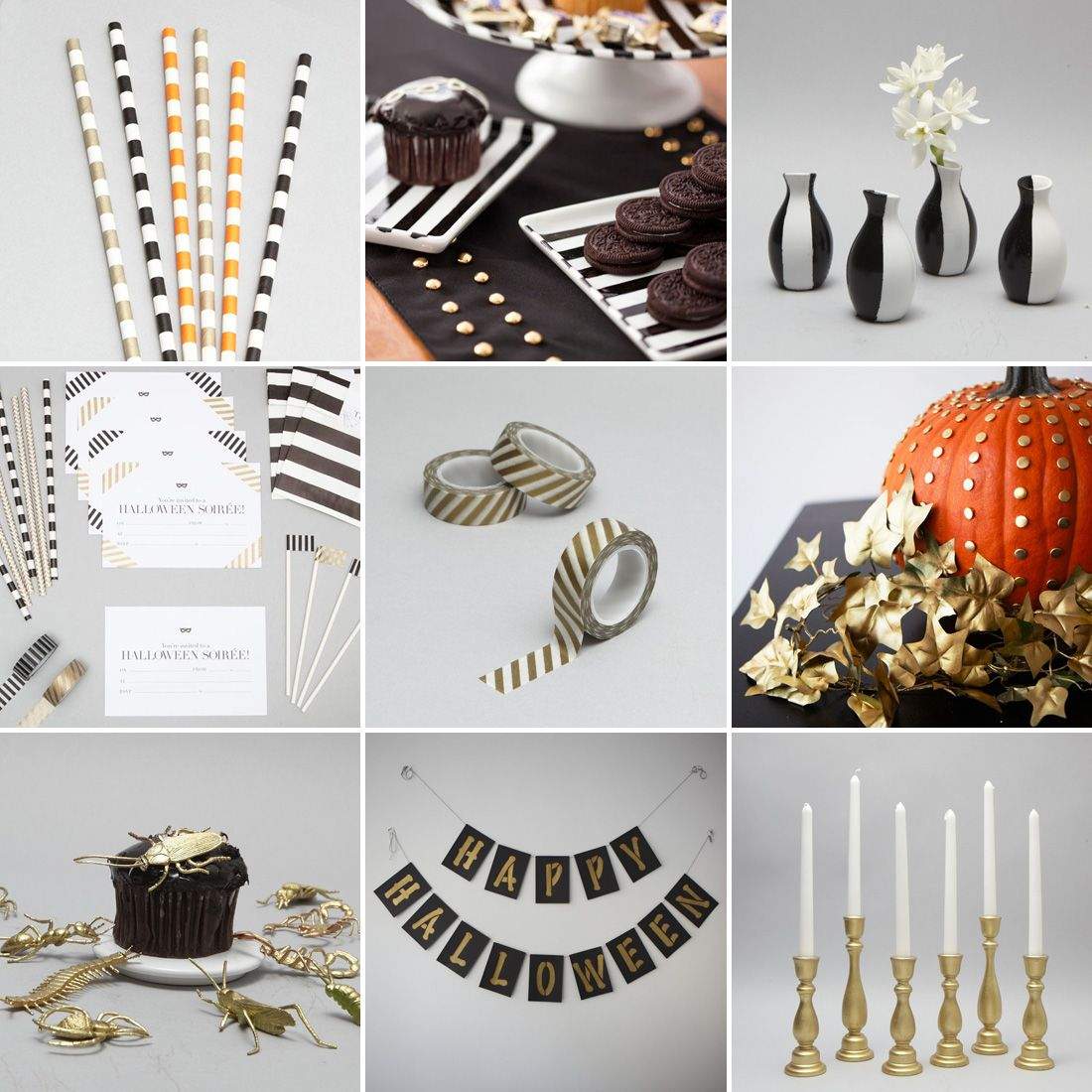 Announcing the Brand New Brit + Co. Halloween Shop! | Chic ...