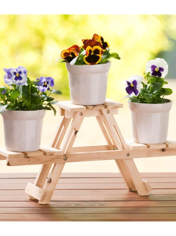 estanteria-jardinera-porta-macetas-madera-natural.jpg (591×791 ...