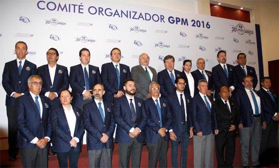 Presenta OMDAI el Comité Organizador de cara al Gran Premio de México | Tuningmex.com