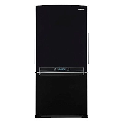 Samsung 20 Cu Ft Bottom Freezer Refrigerator Black