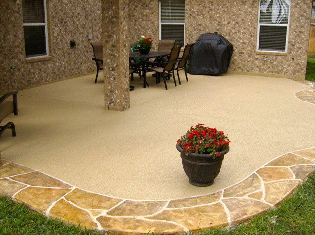check out this sundek classic texture patio with a stamped