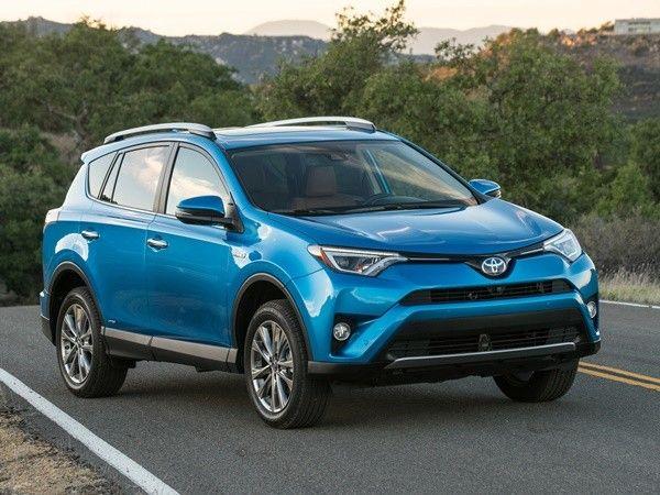 2016 Toyota Rav4 Er S Guide Kelley Blue Book