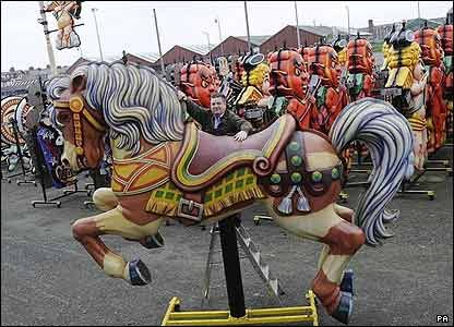 Wow Would Love To Have One Carousel Horse For Sale Carousel