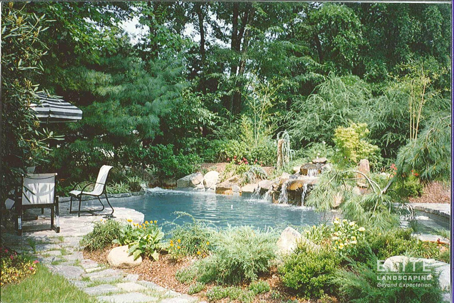 Pin by Jaymie Martin on Water/pools | Elite landscaping ... on Elite Landscape And Outdoor Living id=99827