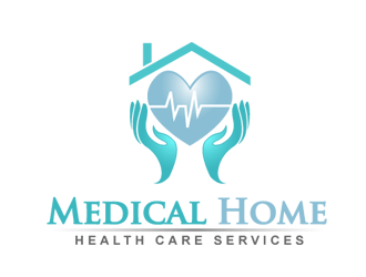 Home Health Care Services Logo Hospital Pinterest Health Care And Logos