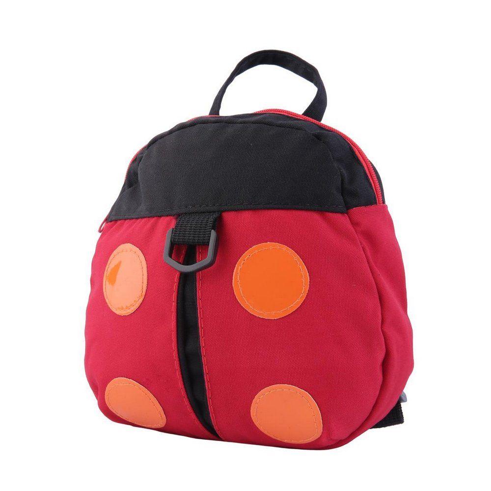 Baby kids keeper toddler walker safety harness backpack