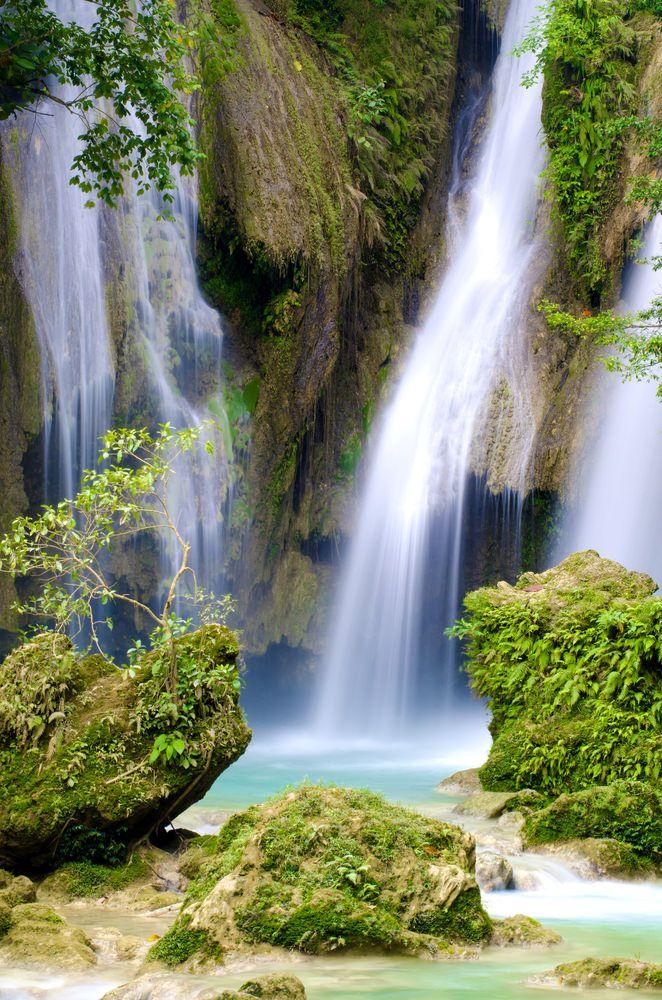 أفضل وأجمل 15 جزيرة في الفلبين Beautiful Waterfalls Waterfall Beautiful Places
