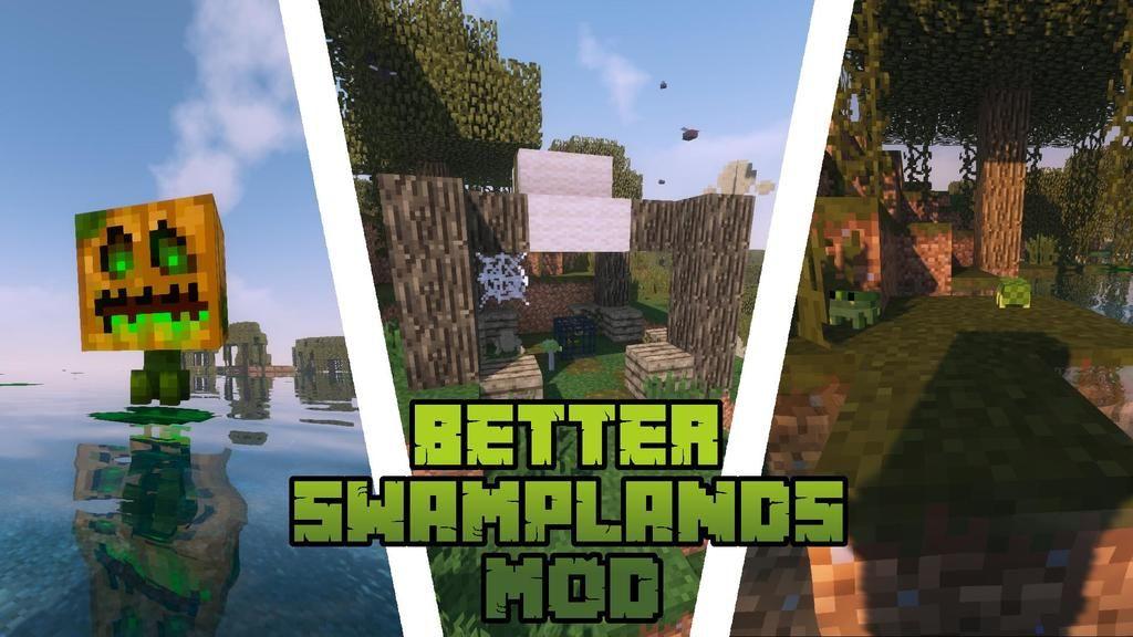 Traitor S Better Swamplands Mod 1 12 2 Alligators Cursed
