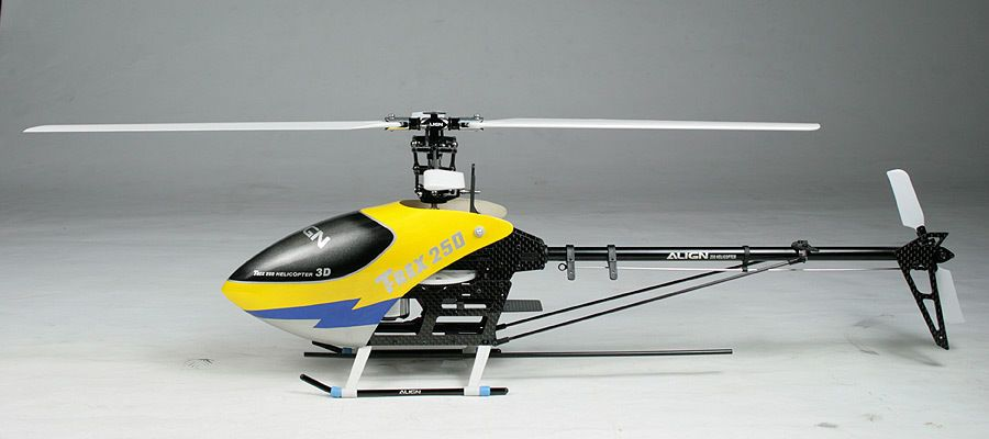 ALIGN T-REX 250 RC HELICOPTER KIT = #Align #RC #Helicopter #eBay