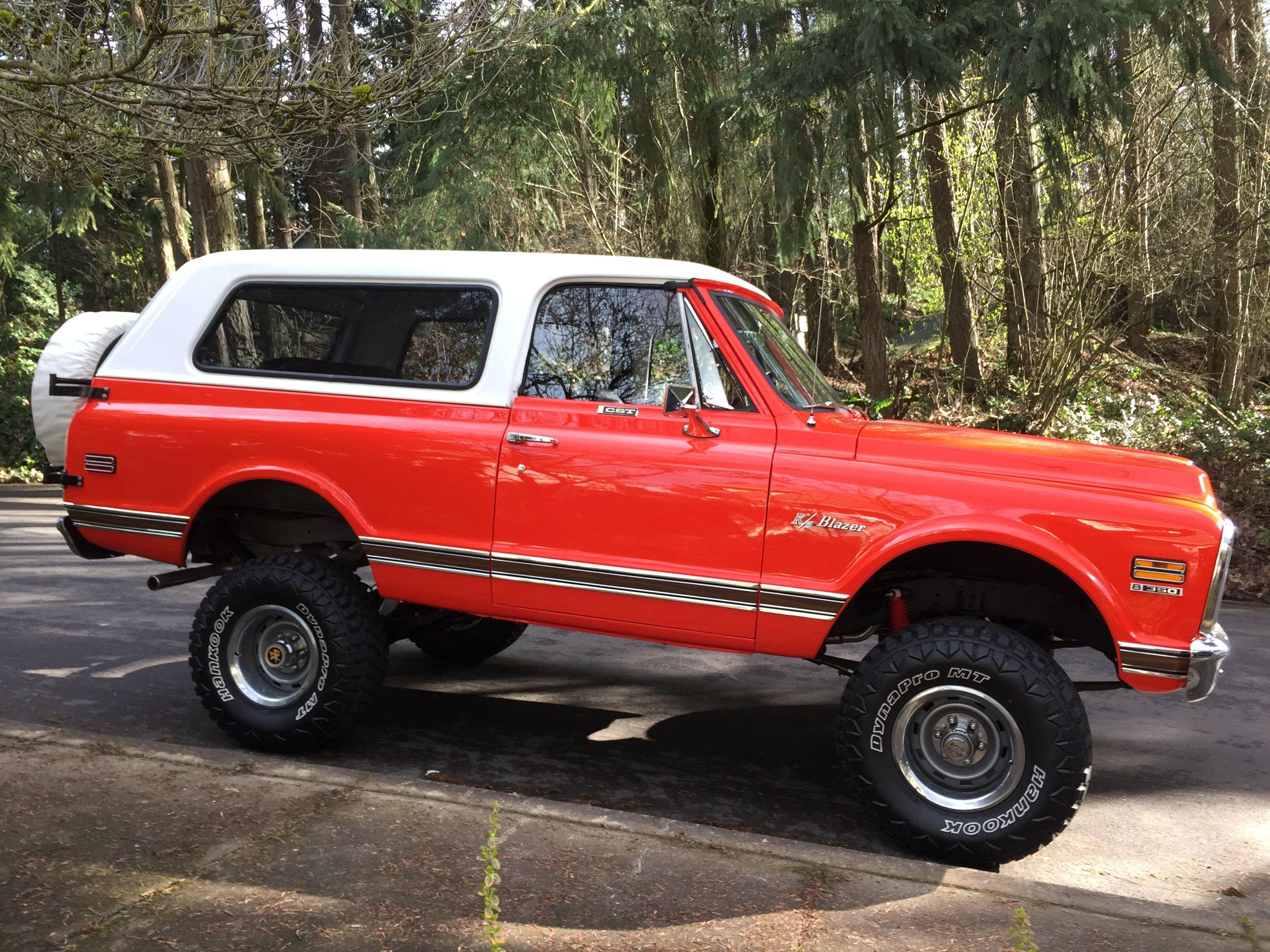 1971 k5 cst hugger orange chevy blazer k5 k5 blazer chevy k10 67 [ 3264 x 2448 Pixel ]
