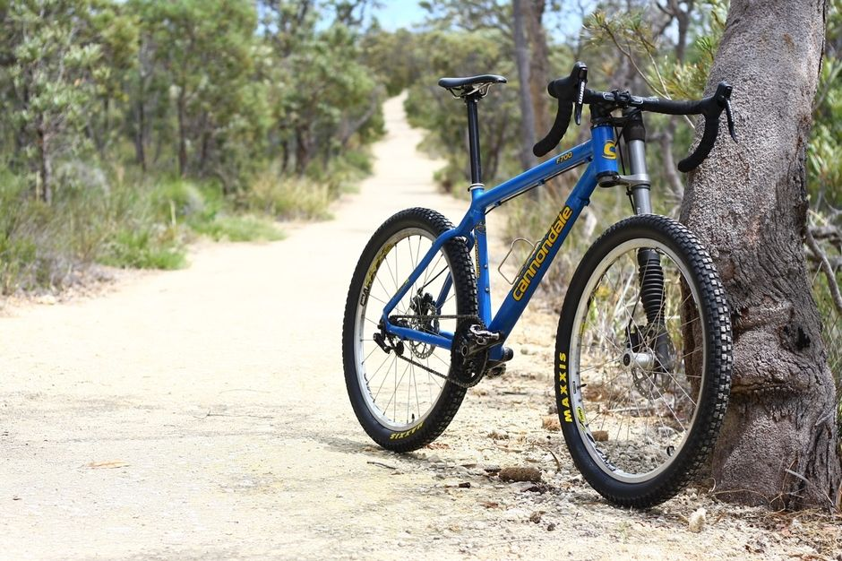 Cannondale F700 Aka Monsterslate Cannondale Mtb Cycles Bicycle