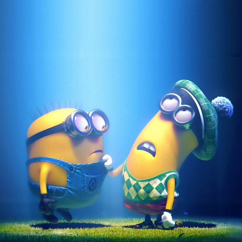 cute minions despicable me #ipad #wallpaper | ipad wallpapers