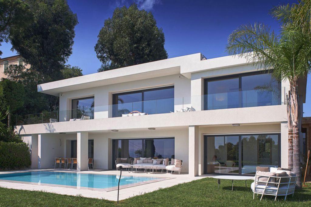Vente Maison Contemporaine De Luxe Cannes 06400 314 28 M Maison Contemporaine Belle Maison Moderne Plan Maison Moderne