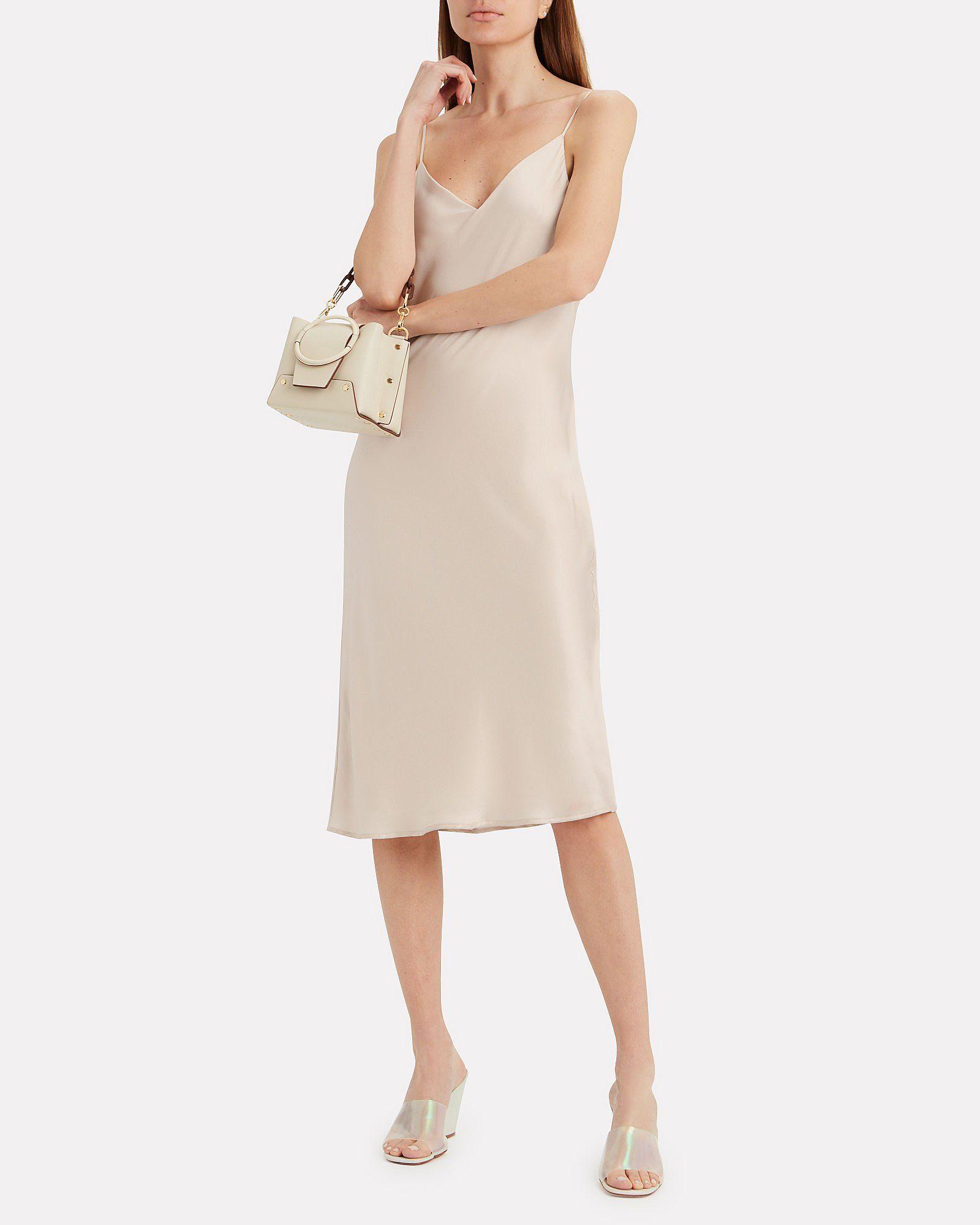 4799fcd0350 Jodie Champagne Slip Dress lagance