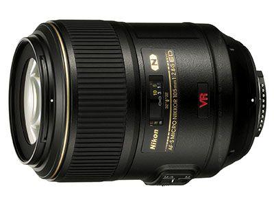 obiettivo Nikon per macrofotografie