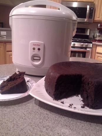 Rice Cooker Chocolate Cake Recipe - Food.com