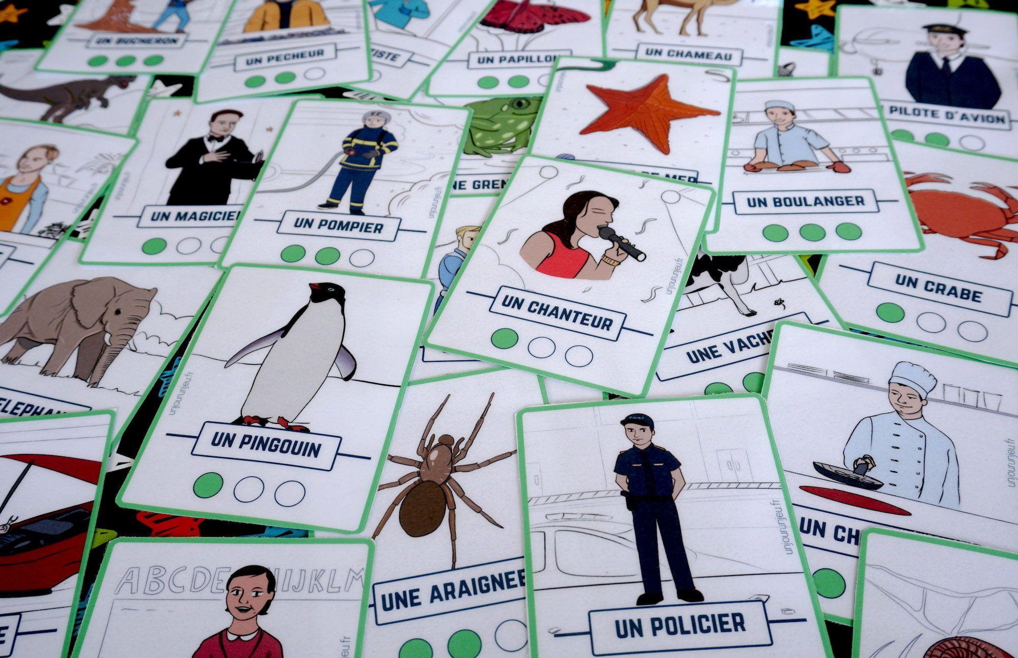 Kidi'mime : un jeu de mimes et d'action à imprimer gratuitement en 2020 | Jeu de mimes, Jeux de ...