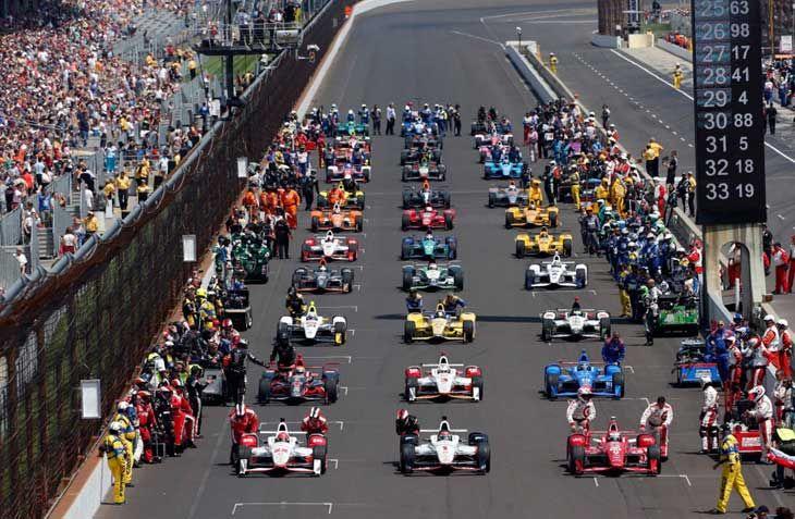 Calendário da Formula Indy 2016