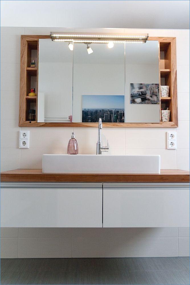 Spiegel Einbauschrank Im Bad Goschwand Der Ganz Normale Wahnsinn