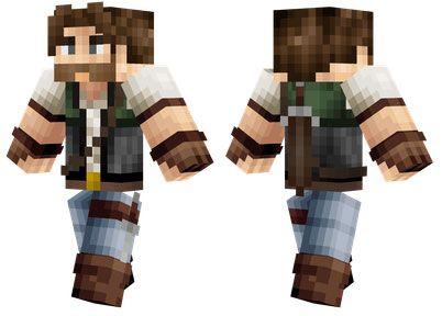 Animal Hunter Skin For Minecraft PE Httpminecraftpedownloadcom - Skins para minecraft pe de animales
