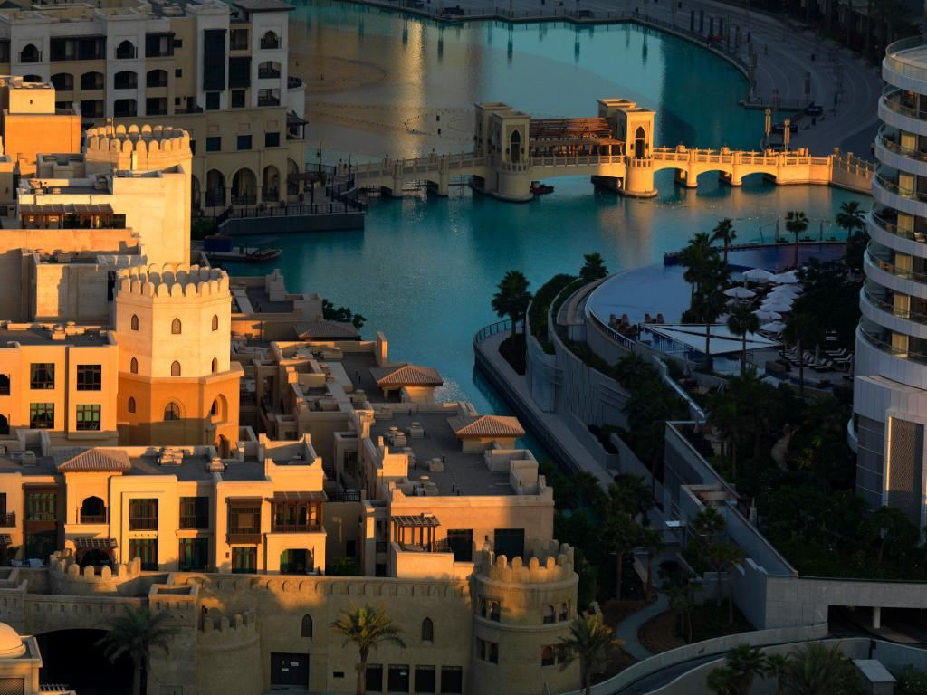 #Didyouknow that #TheOldTown integrates Arabian architecture & elements used in the region in the early 20th century!