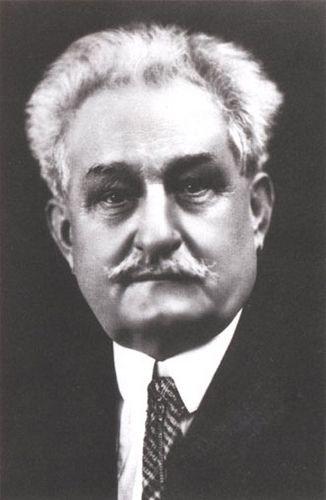 Leos Janacek, the great Czech composer. レオシュ・ヤナーチェク