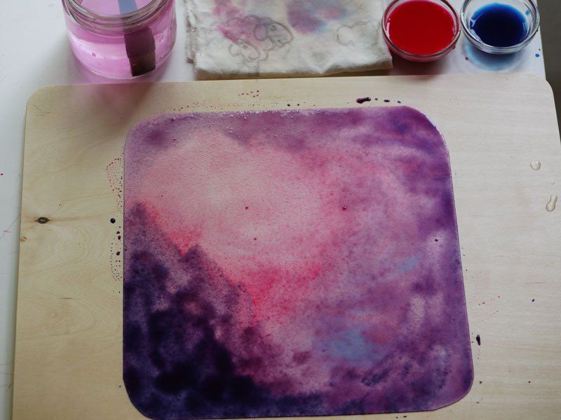 Comment Faire De L Aquarelle Waldorf Aquarelle Technique