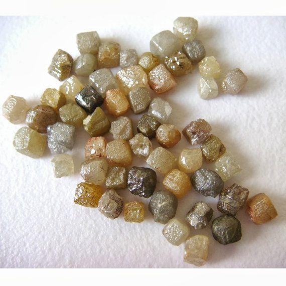 Wholesale Rough Diamonds  Raw Diamond Pieces by gemsforjewels, $58.60