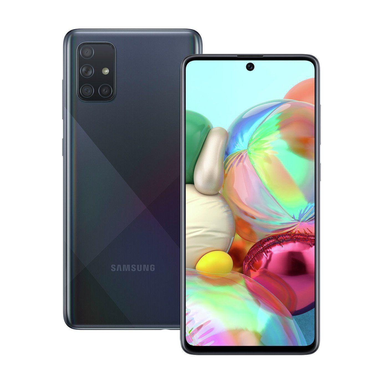 SIM Free Samsung A71 128GB Mobile Phone in 2020