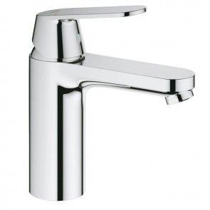 grohe eurosmart cosmopolitan single lever basin mixer tap 23327000