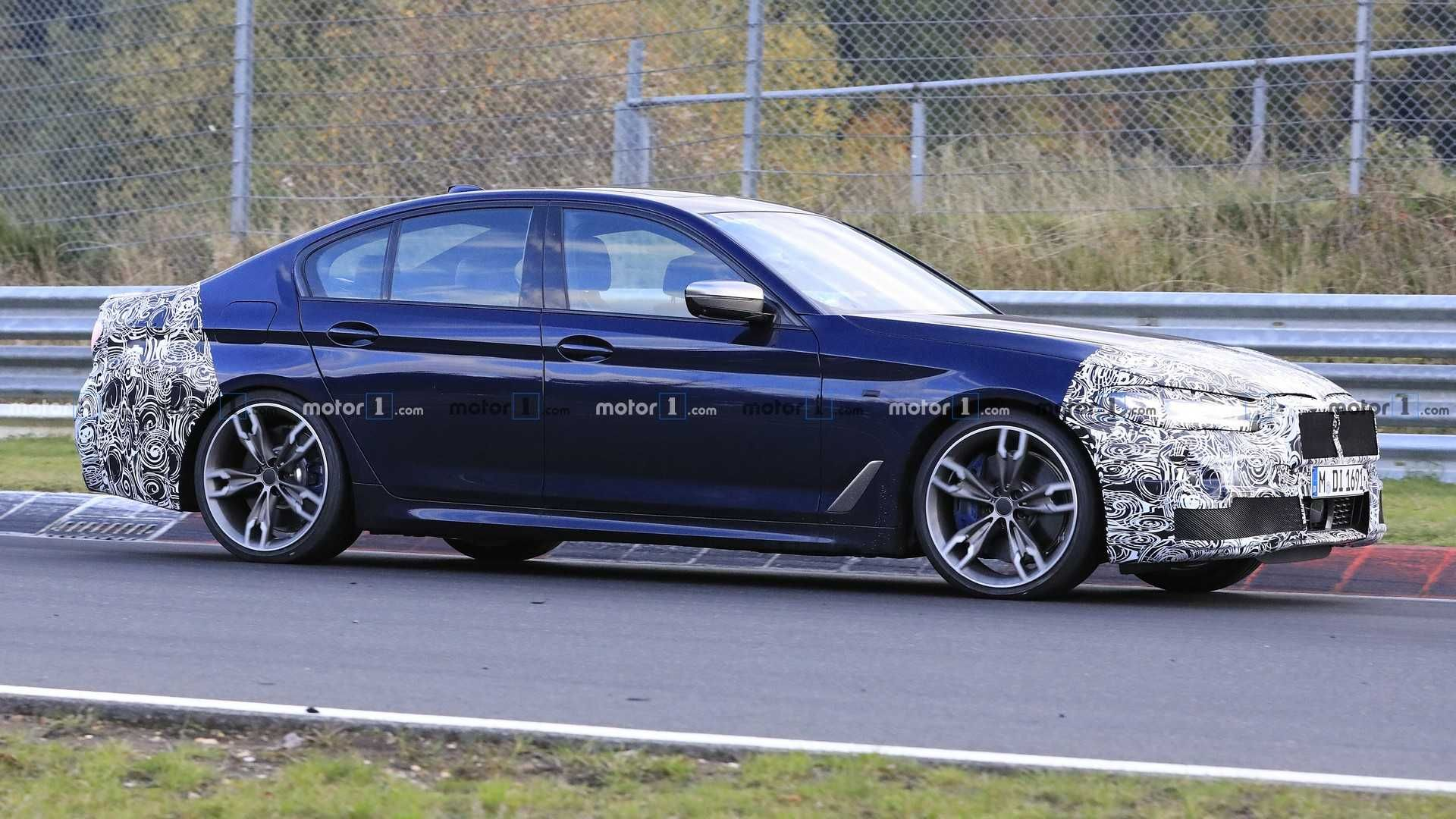 2020 BMW M5 Get New Engine System Price and Release date