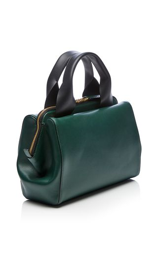 Spherical Green Handbag by MARNI for Preorder on Moda Operandi