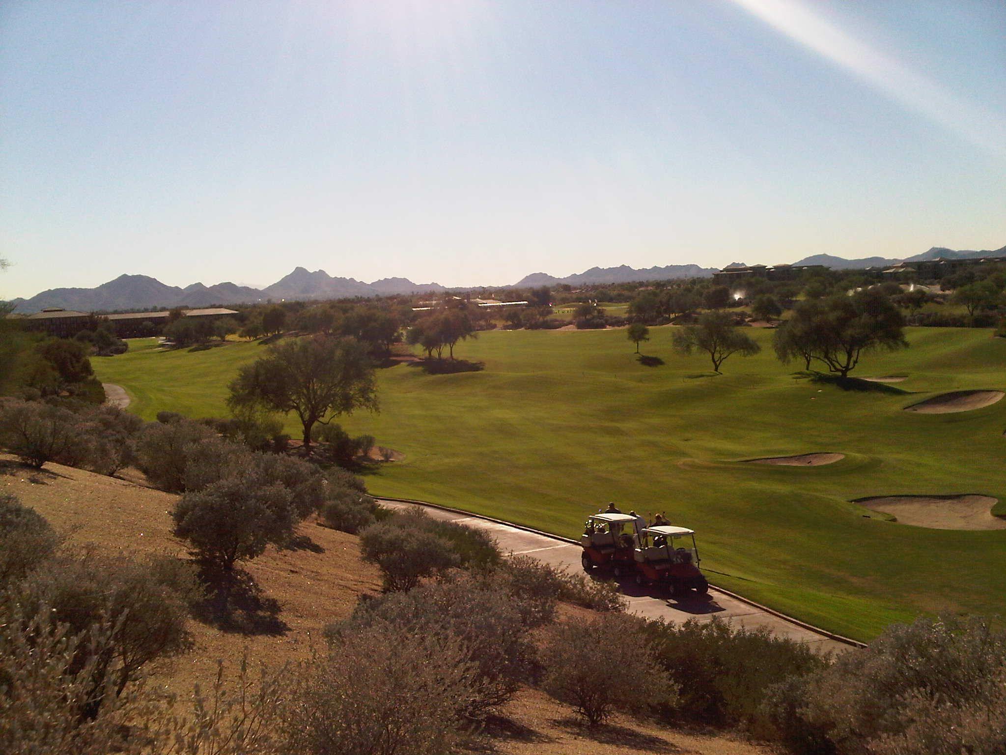 Eagle Mountain Golf Course Arizona Golf courses, Eagle