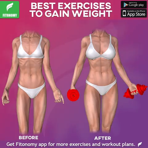 Photo of GAIN WEIGHT WITH FITONOMY