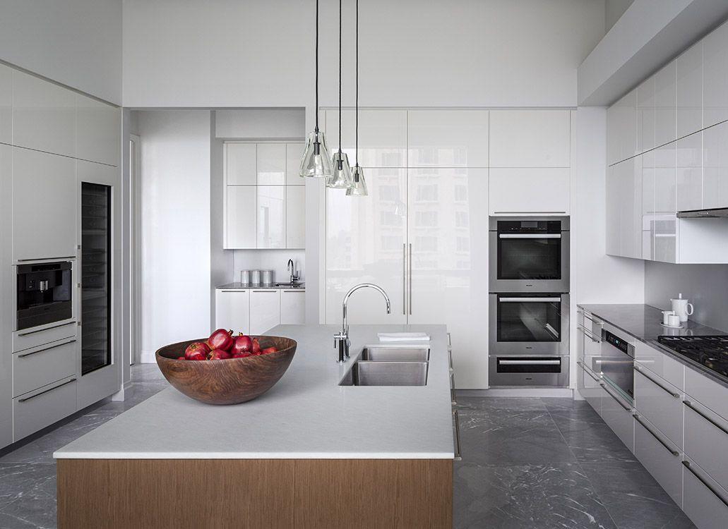 Luxury Park Avenue Condos: Kitchen - Aran Cucine | Kitchens ...