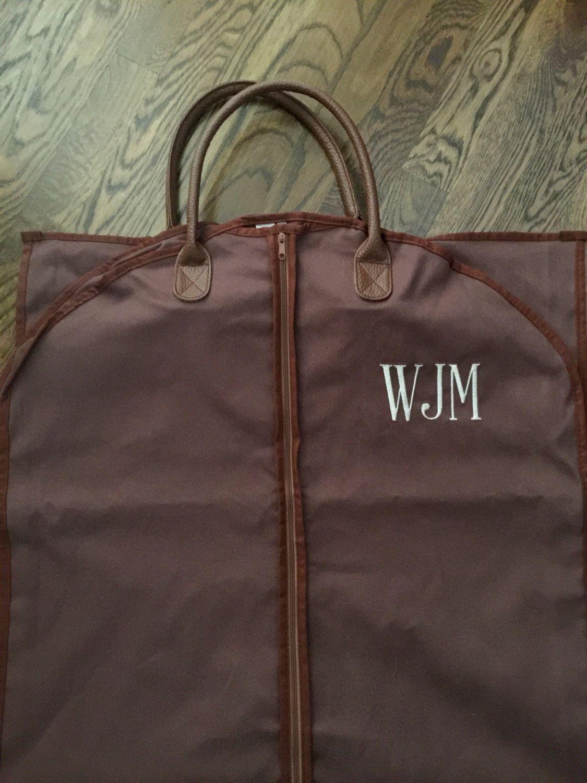 Personalized Men S Garment Bag