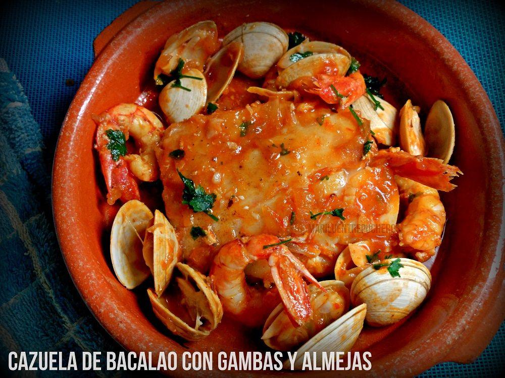 Ingredientes para 4 personas 4 lomos de bacalao for Como cocinar lomos de bacalao