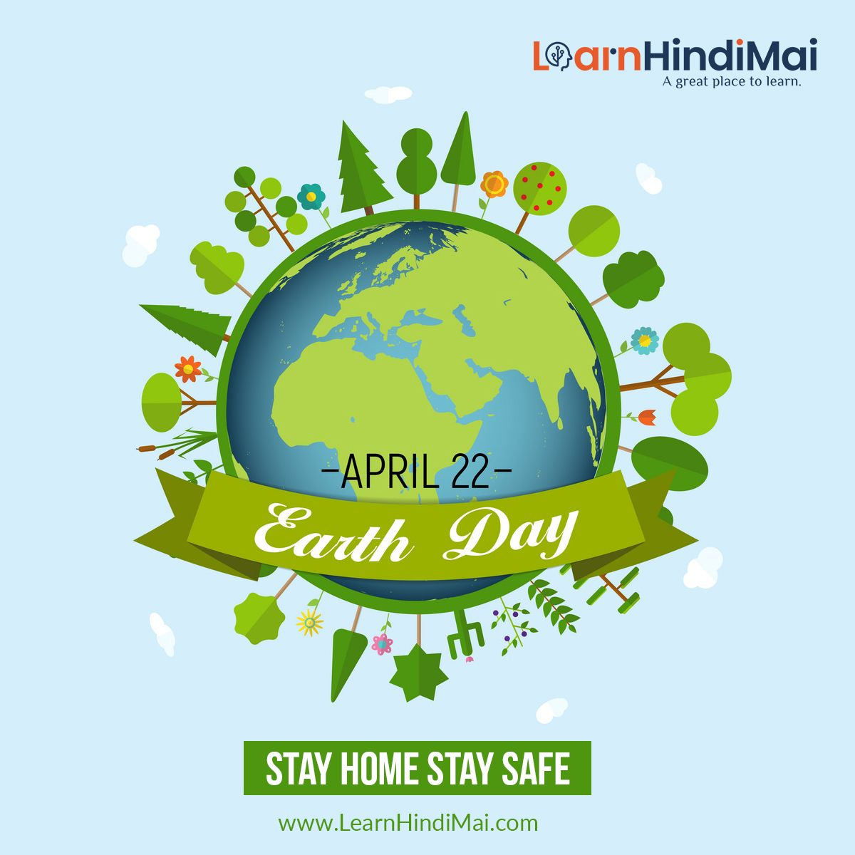 Earth Day 2020 In 2020 What Is Content Marketing Learn Blogging Learn Hindi