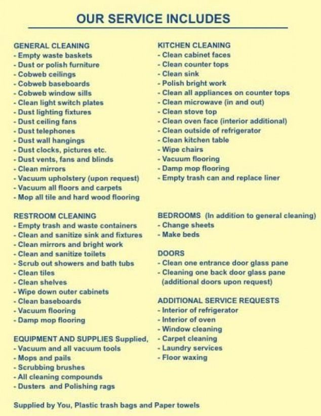 Home Cleaning Products List Our Services Long Island Cleaning Service Homecleaning Home Cleani Cleaning Business House Cleaning Jobs Residential Cleaning