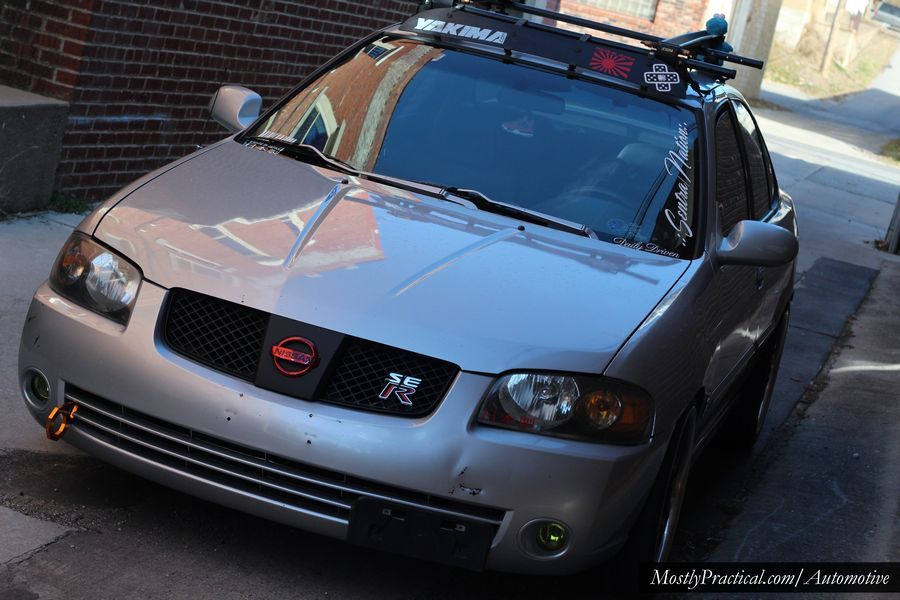 Mp S Automotive Photo Shoots Mostly Practical Nissan Sentra Nissan Sentra Tuning
