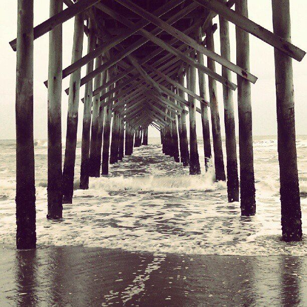 It A Piers To Be Great Day At Ocean Isle Beach Nc Photo Credit Katie Winstead On Twitter Kwinnie89