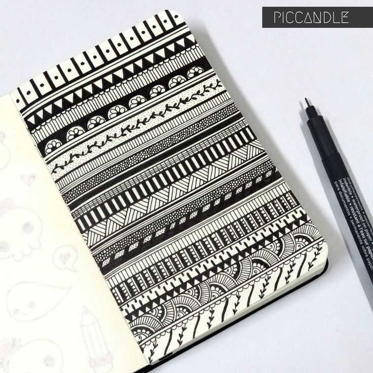 simple border designs to draw on paper easy valoblogicom