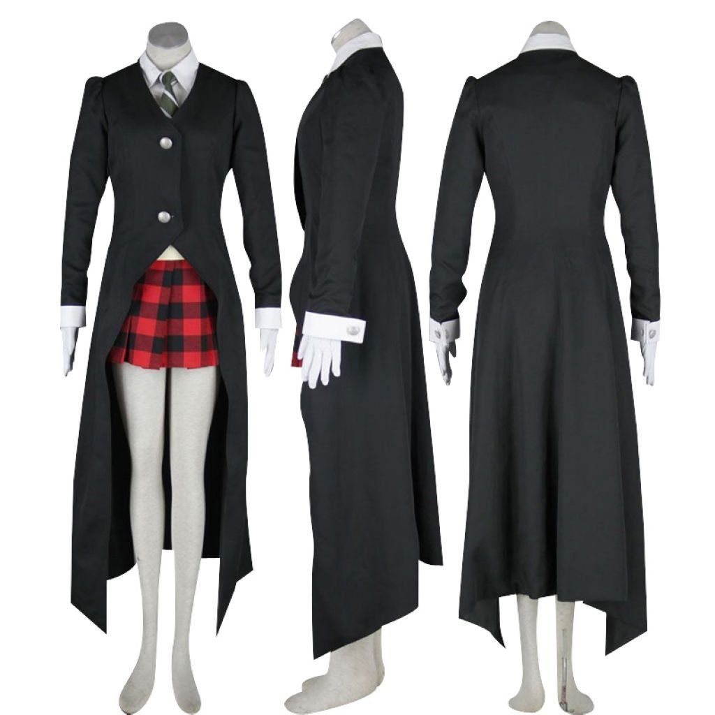 Amazon.com : Soul Eater Cosplay Costume - Albarn Maka 1st X-Large : Childrens Costumes : Toys & Games
