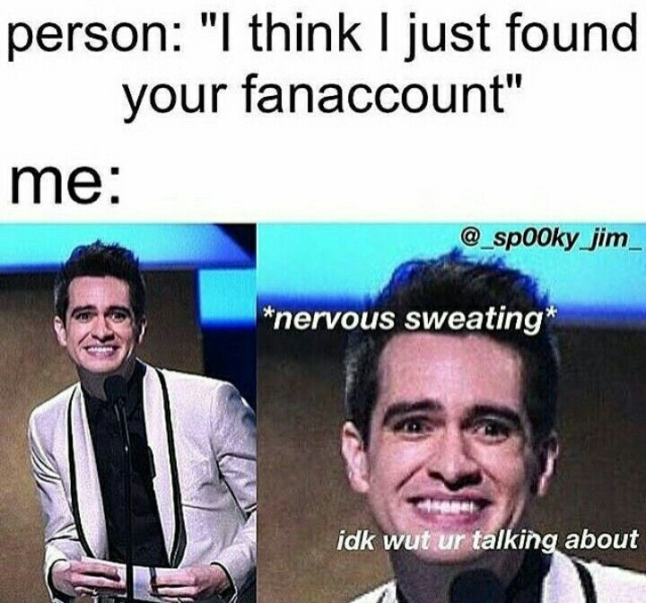 Panic At The Disco Hey Look Ma I Made It: Fan Accounts And PANIC At The DISCO