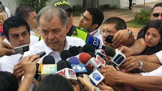 Procurador publica las 45 preguntas que entregó al presidente sobre los diálogos de paz | Noticias RCN
