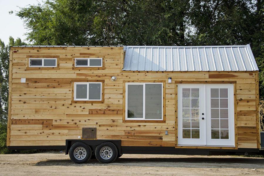 Cedar Lap Tiny Home A 280 Square Feet Tiny Home In Nampa