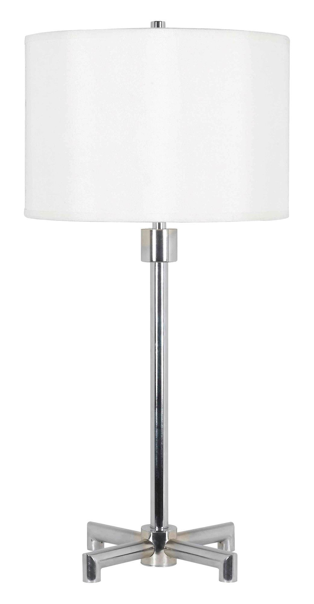 "Rogue 29"" H Table Lamp with Drum Shade"